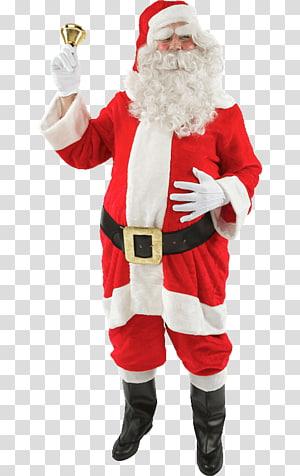 Santa Claus Christmas ornament Costume, santa claus PNG clipart