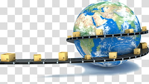 planet earth clip ar, Air cargo Freight transport Freight Forwarding Agency Logistics, transport logistics PNG clipart