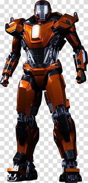 The Iron Man War Machine Marvel Cinematic Universe Iron Man\'s armor, Iron Man PNG