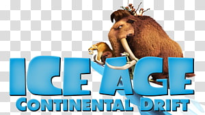 Ice Age 0 Film Mammal, ice age PNG