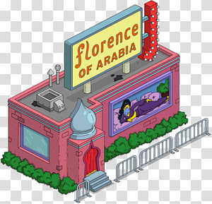 The Simpsons: Tapped Out Krusty the Clown Mayor Quimby The Simpsons Game Homer Simpson, Bart Simpson PNG