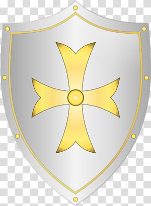 Middle Ages Shield Knight Sword , classical PNG