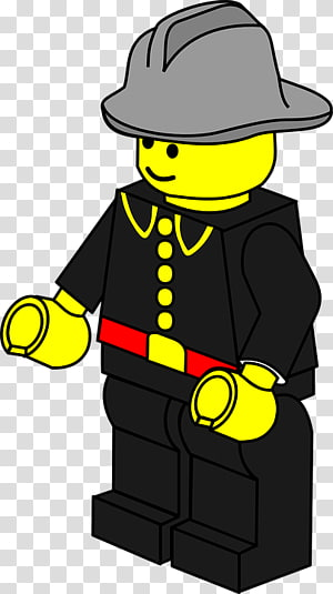Lego City Toy block Lego minifigure, Fire Man PNG clipart