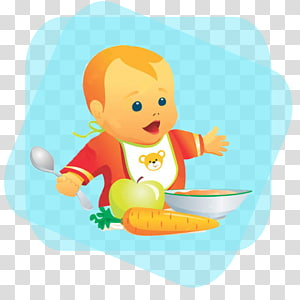 Baby Food Infant Eating Toddler Food, milk PNG clipart