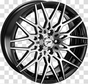 Car Rim Alloy wheel, european wind rim PNG