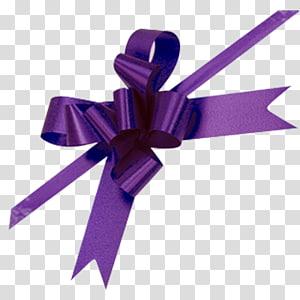 Purple ribbon Awareness ribbon , ribbon PNG clipart