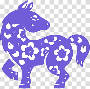 Chinese zodiac Horse Horoscope Dog, zodiac palm reading signs PNG clipart