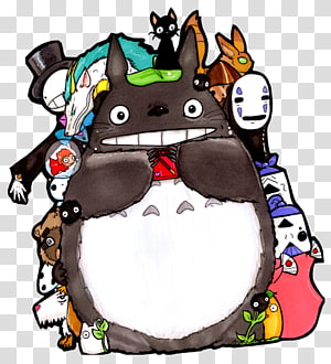 T-shirt Sleeve Top Clothing, totoro PNG clipart