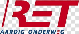 Logo Trolley Rotterdamse Elektrische Tram Trademark, Retângulo PNG