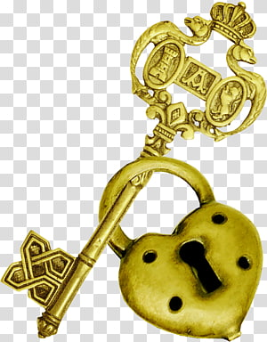 Portable Network Graphics Allwedd, heart lock and key PNG clipart