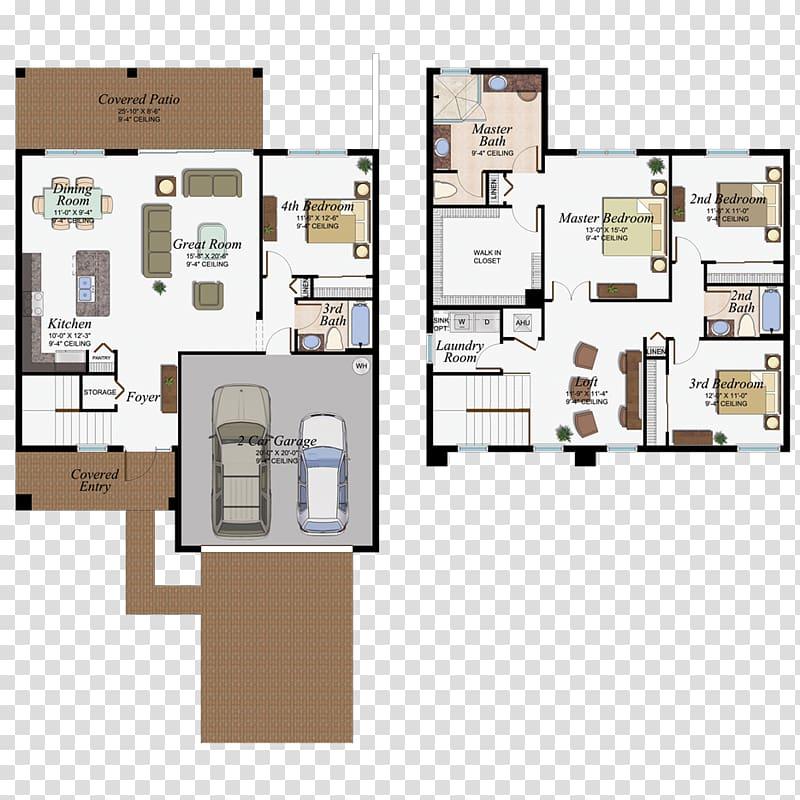 Delray Beach House Plan Floor Plan Real Estate Floor Plan