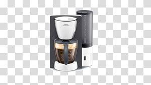 Coffee maker with glass jug TC60301 ws/gr Coffeemaker Bosch Compact Class TKA3A014 Siemens, Filter Coffee PNG