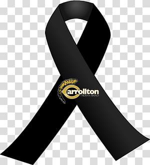 Awareness ribbon Black ribbon Red ribbon, ribbon PNG clipart
