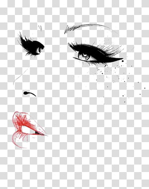 make-up girls PNG clipart