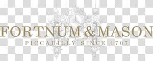 Fortnum & Mason text, Fortnum & Mason Logo PNG clipart