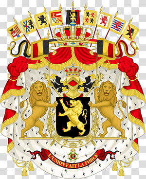 Coat of arms of Belgium Flag of Belgium National coat of arms, crest PNG clipart