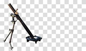 81 mm mortar M252 mortar Weapon M224 mortar, weapon PNG