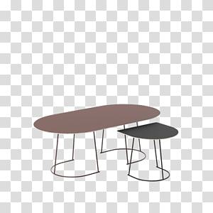 Coffee Tables Coffee Tables Muuto Bedside Tables, table PNG