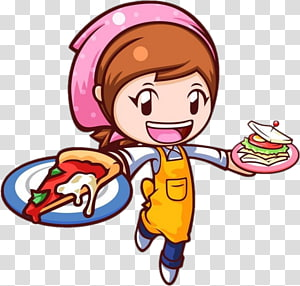 Cooking Mama 4: Kitchen Magic Cooking Mama 2: Dinner with Friends Cooking Mama 5: Bon Appétit! Babysitting Mama, cooking mama PNG clipart