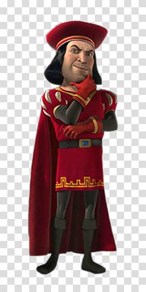 Lord Farquaad from Shrek illustration, John Lithgow Lord Farquaad Shrek The Musical Princess Fiona, shrek PNG