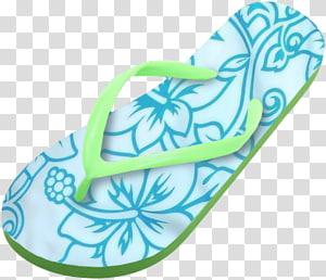 Flip-flops Slipper Shoe, summer shoes PNG clipart