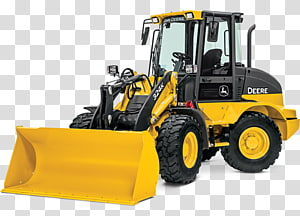 John Deere Loader Heavy Machinery Bucket Agricultural machinery, construction machinery PNG clipart