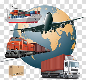 vehicle , Rail transport Cargo Logistics Freight transport, logistic PNG clipart