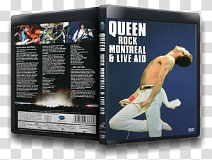 Blu-ray disc Live Aid Queen Rock Montreal DVD, queen PNG clipart