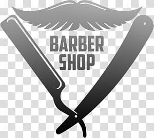 Barber Comb Logo, design PNG clipart