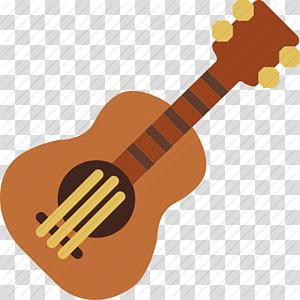 cartoon guitar PNG