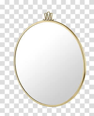 Jewellery Oval Mirror, Jewellery PNG