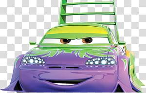 Cars: Fast as Lightning Lightning McQueen Snotrod, car PNG clipart