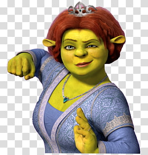 Princess Fiona Shrek Donkey Lord Farquaad Puss in Boots, shrek PNG clipart