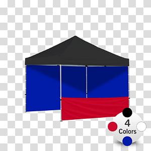 Cobalt blue Electric blue, tents PNG