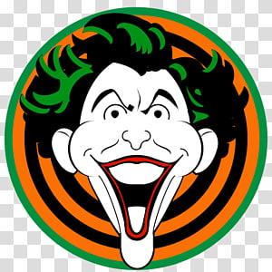 Joker YouTube Deadshot Logo Batman, joker PNG clipart