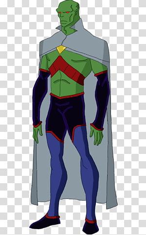 Martian Manhunter Miss Martian Green Arrow Batman, batman PNG