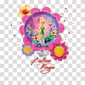 Tinker Bell Disney Fairies Balloon Birthday Party, thinker bell PNG clipart