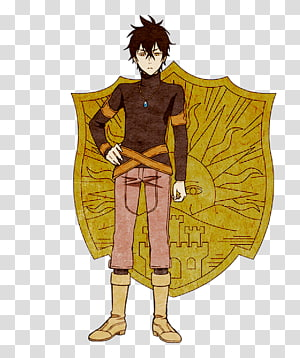 Black Clover Anime News Network Manga Television, Anime PNG clipart