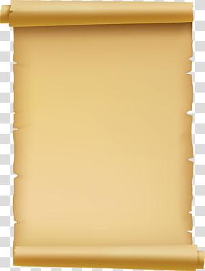 Paper graphics Design Papyrus Parchment, design PNG