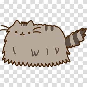 I Am Pusheen the Cat Kitten I Am Pusheen the Cat Purr, Cat PNG