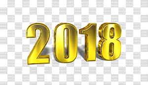 New Years Day , 2018 Happy New Year File PNG clipart