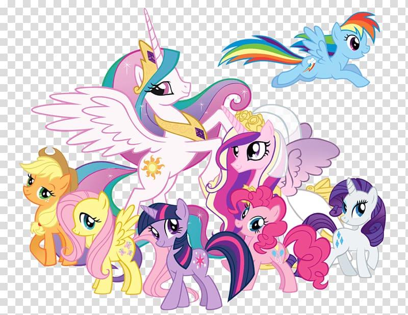 My Little Pony , My Little Pony Unicorn PNG clipart
