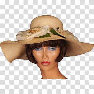 Sun hat Cowboy hat, Hat PNG clipart