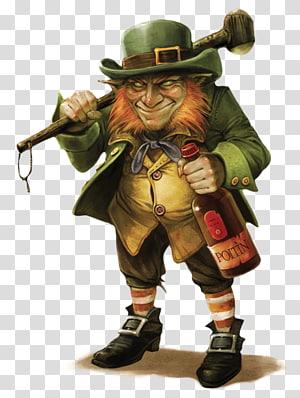 Leprechaun Pathfinder Roleplaying Game Legendary creature Fairy Irish mythology, Fairy PNG