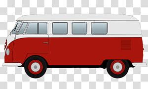 Van Car Volkswagen Type 2 Volkswagen Transporter, camper PNG