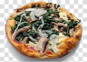 Neapolitan pizza Italian cuisine Pasta Dish, A Pizza PNG clipart