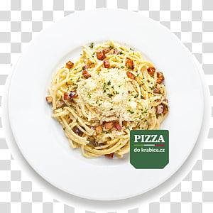 Spaghetti aglio e olio Spaghetti alla puttanesca Carbonara Pasta al pomodoro Taglierini, pizza PNG clipart