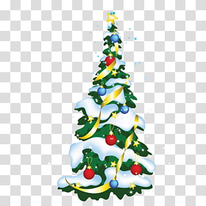 Santa Claus Christmas Snowman Greeting card Holiday, Christmas tree PNG clipart