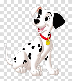Dalmatian dog The Hundred and One Dalmatians Cruella de Vil The 101 Dalmatians Musical Puppy, lucky PNG