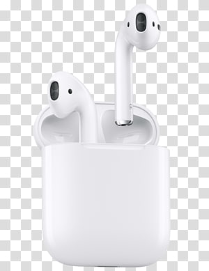 AirPods Apple earbuds Headphones MacBook Air, others PNG